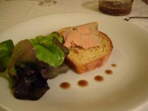 Felinewave op ration foie gras maison - Decoration foie gras assiette ...