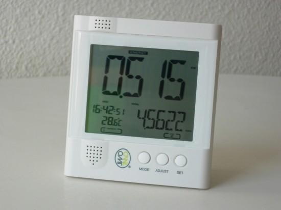 OWL CM119 LCD display