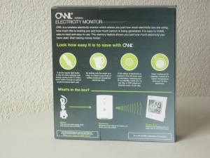 OWL CM119 packaging back